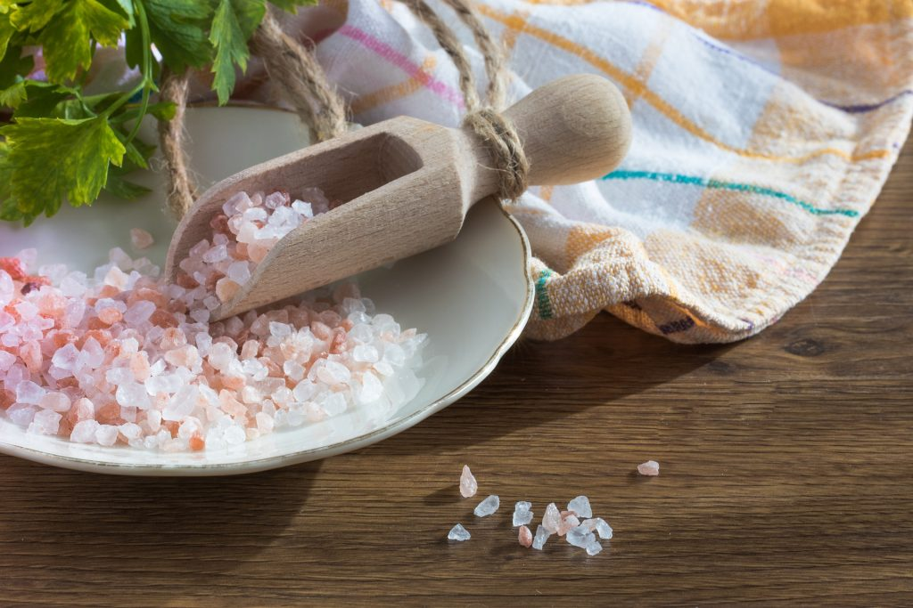 Royal Himalayan Salt brings many salt sizes to its customers depending on the needs of the clients.