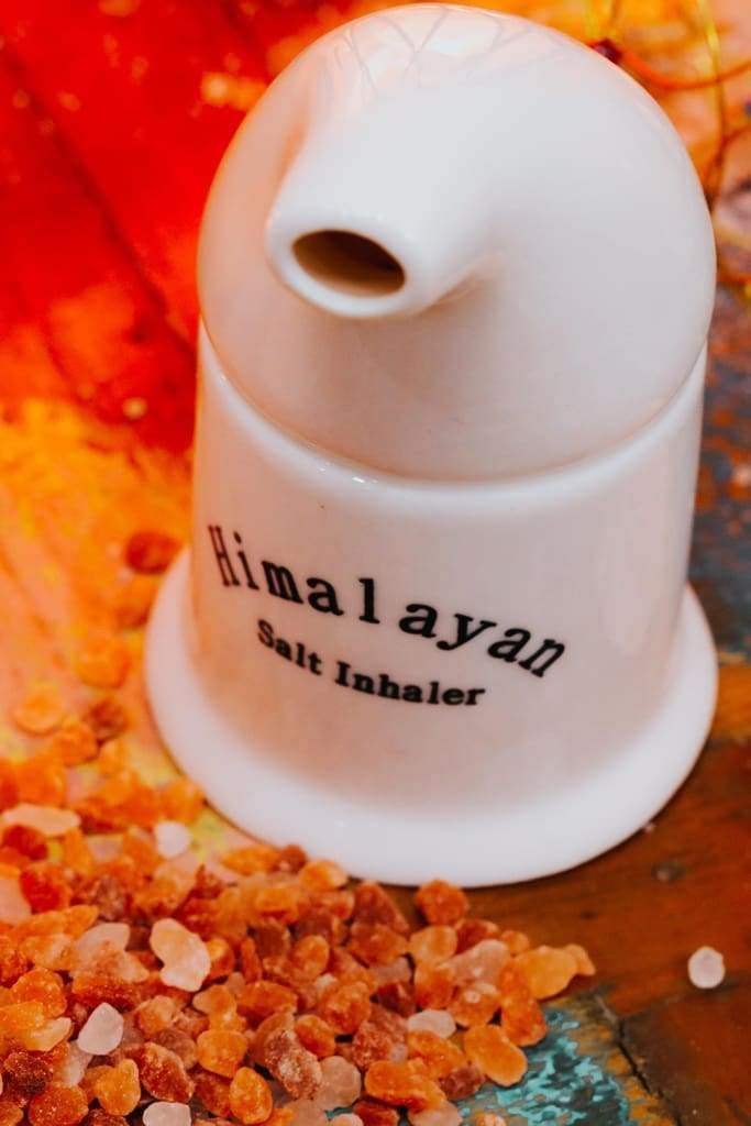 Salt inhaler is a blessing for asthma patients as it provides great relief to the those who are suffering from asthma. Royal Himalayan salt's salt inhaler provides benefits and helps to fight asthma.